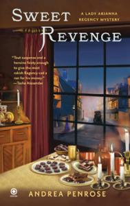Sweet Revenge book cover