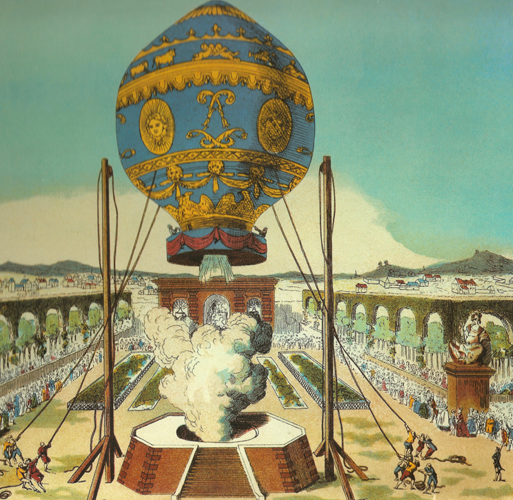 balloon-04-Montgolfier_brothers_flight