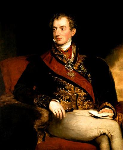 Prince Metternich of Austria